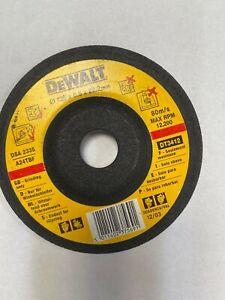 DEWALT GRINDING DISC DT3412