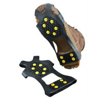 Snow Anti-Slip Ice Grippers For Boots Shoes Grips Spikes Crampon HIKING-CLIMBING