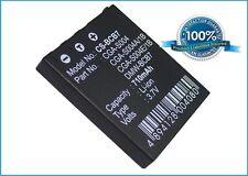 BATTERIA per Panasonic cga-s004a dmc-fx2s cga-s004a / 1B, CGA-S004E / 1B dmc-fx7eg-s