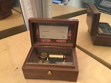 Rare Reuge Music Box W. A. Mozart Glockenspiel 1 / 36 Made in Switzerland