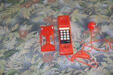 Telefono da Muro Rosso mai usato nuovo senza etichetta
