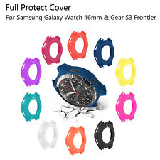 Soft TPU Case for Samsung Galaxy Watch 46mm /Gear S3 Frontier Cover Silica Shell