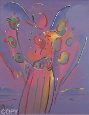 """Max, Peter   """"Angel with Heart""""    Print   MAKE OFFER"""
