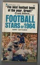 FOOTBALL STARS OF 1964 paperback