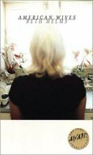 Iowa Short Fiction Award: American Wives by Beth Helms (2003, Paperback)
