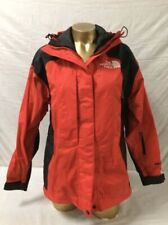 The North Face Gore-Tex Red/Black Jacket Coat Size X Small Petites RN# 61661