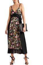 BNWT Phillip Lim Herve Leger Style Silk Floral Dress 2 6 8 £615