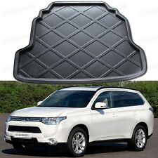 Car Rear Cargo Boot Trunk Mat Tray Pad Protector for Mitsubishi Outlander 13-15