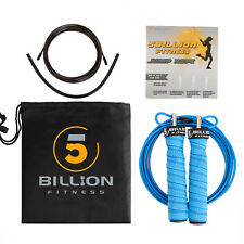 5BILLION High Speed Jump Rope Adjustable with Ball Bearing MMA Boxing Training