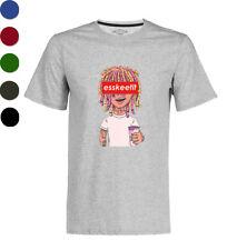 Lil Pump Lean Cup Esskeetit Money Rap Singer Hip Hop Music Funny Novelty T Shirt