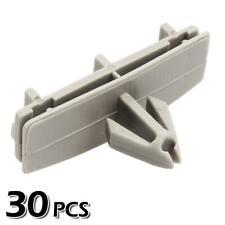 30pcs Moldings Fender Cladding Clips Retainer Fastener for Dodge Durango 04-09
