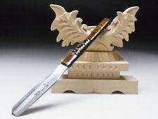 Medium Blade! Shave Ready! TAMAHAGANE TERAMASA J*apanese Straight Razor #A-253