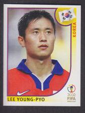 Panini - Korea Japan 2002 World Cup - # 250 Lee Young-Pyo - South Korea