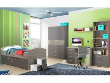 Jugendzimmer Jimmy 5tlg. Kinderzimmer Möbel Set Funktionsbett 90x200 cm 109868