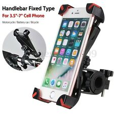Motorcycle Bike MTB Bicycle Handlebar Mount Holder For iPhone Cellphone GPS