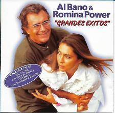 AL BANO & ROMINA POWER - GRANDES EXITOS (ESPANA)
