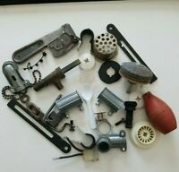 Mixed Metal Craft Lot Recycled Assemblage Altered Art Salvage Supply Pieces