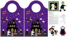Halloween 100% Cotton Craft Fabric Panels