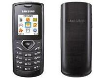CHEAP SAMSUNG E1170 SIMPLE MOBILE PHONE - UNLOCKED WITH A CHARGAR AND WARRANTY
