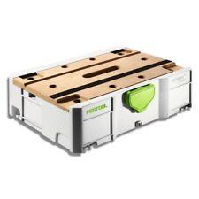Festool Systainer - T-LOC SYS MFT 500076 - mobile Werkbank - Multifunktionstisch