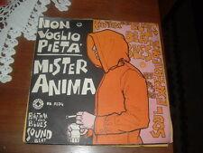 "MISTER ANIMA ( GHIGO) "" NON VOGLIO PIETA' - SOLITUDE TIME ""  ITALY'67  RARO"