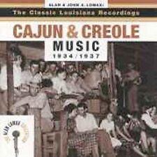 Classic Louisiana Recordings: Cajun and Creole Music, Vol. 1 1934/1937, Alan Lom