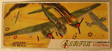 Germany Junkers Ju 88 A-4, 1/72 Airfix kit 1410-100, Airplane Model Kit