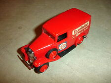 """Collectible Eligor Citroen 500 """"Essolube"""" Gas Toy Delivery Truck Made In France"""
