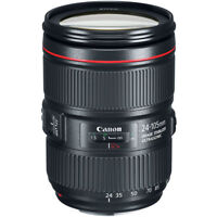 NEW Canon EF 24-105mm f/4L IS II USM - UK NEXT DAY DELIVERY