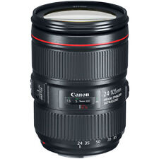 NEW Canon EF 24-105mm f/4L IS II USM Lens - UK NEXT DAY DELIVERY