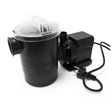 B-Ware SunSun CPP-6000F Poolpumpe 4000l/h 40W Schwimmbadpumpe Filterpumpe
