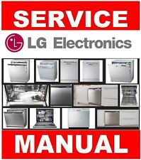 LG Dishwasher Service Manual and Repair Guide. Choose from worldwide models!