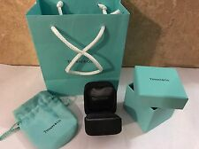 Tiffany&Co Ring Box, Bag and Duster Bag