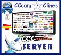 Recomendado - CCCAM 3 CLINES MUY ESTABLES - Más de 500 Votos positivos!!!