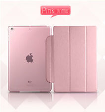 Apple iPad Air Auto Sleep Smart Cover Case (Pink) + Free Poslaju