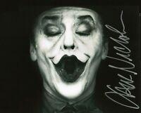 Jack Nicholson Autographed Signed 8x10 Photo ( Batman ) REPRINT