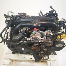 Original 2005 Subaru Forster 2,5L Turbo XT Motor Engine ohne Anbauteile B25LH003