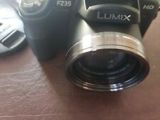 Panasonic Lumix FZ35 Digital Camera with lens cap and accessories