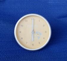 Blue Bear Chrome Alarm Clock