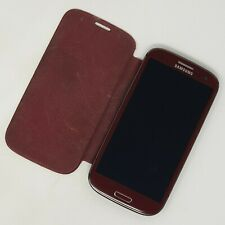 Samsung Galaxy S3 3G 4.8'' - I9300 - Red - Good Condition - Unlocked Fast P&P