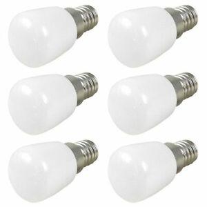 6PCS E14 2W=15W LED Lampe Glühbirne Licht 220-240V Leuchtmittel Energiesparlampe
