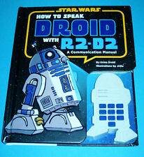 Book STAR WARS How to Speak Droid With R2-D2: A Communication Manual 2013