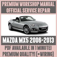 buy mazda mx 5 car service repair manuals ebay rh ebay co uk 2006 Miata Colors 2006 mazda miata mx-5 owners manual