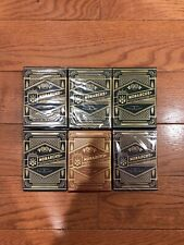 Monarch Playing Cards Lot