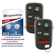 2 New Replacement Keyless Entry Remote Key Fob Clicker Control Van For E4EG8DN