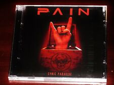 Pain: Cynic Paradise - Deluxe Edition 2 CD Set 2010 Nuclear Blast NB 2292-2 NEW
