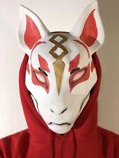 Fortnite Fox Drift Mask FOR SALE Halloween Costume Fortnite Plastic Full Mask