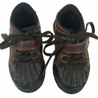 Carter's Shotgun 3 Shoe Toddler Boys Brown Lace Shoes Sneakers Boys Sz 7