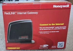 Honeywell Red Link Internet Gateway THM6000R1002 - NEW