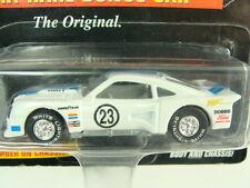 Johnny Lightning Mustang 1975 Cobra II Racer White Lightning